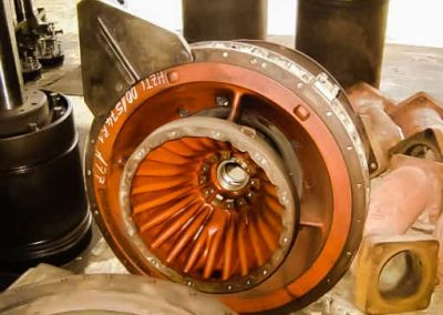 Casing Turbo